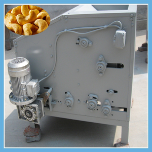 Automatic cashew processing machine/cashew nuts shelling machine