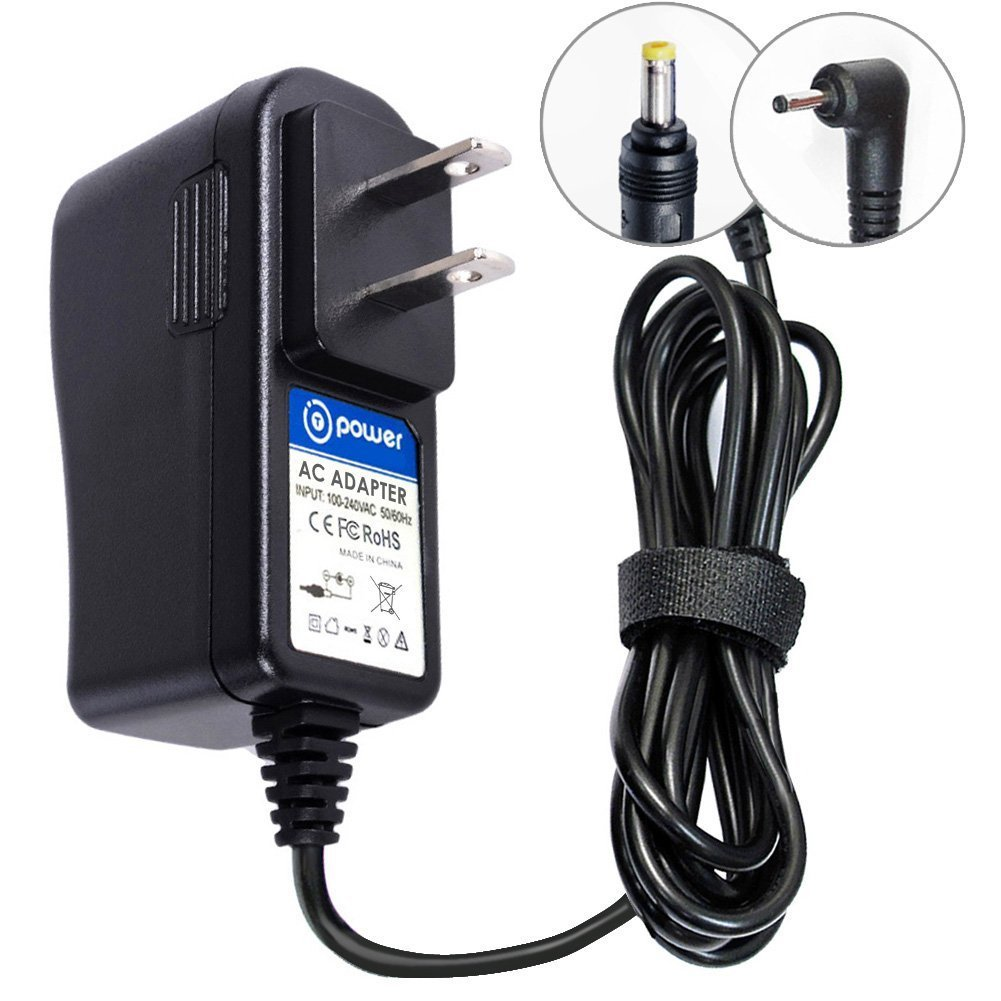 T-Power Ac Adapter for MOTOROLA MBP33 MBP33P MBP35 MBP35BW MBP36 MBP36BU MBP36PU MBP41 MBP41PU MBP43 MBP43PU Remote Wireless Digital Video Baby Monitor&Camera (Parent & Baby Unit)