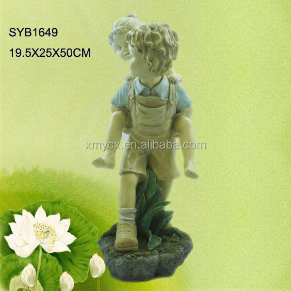 Garden ornaments angel decoration statue for sale