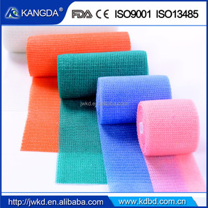 Jinwei Kangda fiberglass casting tape for arm/leg