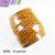 Round Shape Metallic Colour Coated Plastic Beads Chain