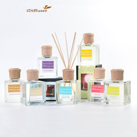Wholesale perfume reed diffuser air freshener for car office home