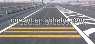hot selling fluorescent white traffic thermoplastic road marking paint for highway