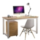 Customized Size Simple Style Detachable Solid Wood Office Table Wood Computer Desk
