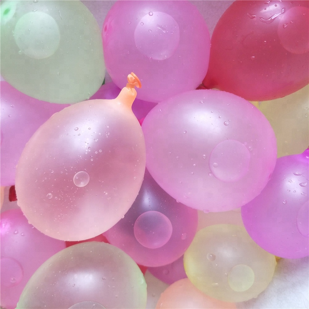 Hot Sale Summer Season Water Games Magic Water Balloons For Children's Toys