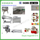 2017 led Polipop Candy Machine/Small Lollipop Production Line/Hard Candy Making machine With Best Price