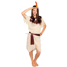 Party Carnival adult sexy american indian costume MAA-65
