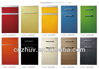 Cabinet Shutter High Gloss Kitchen Doors