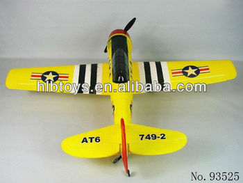 At-6 Epo Tw 749-2 Rc Plane/2.4g 4ch Rc Lanyu Hobby