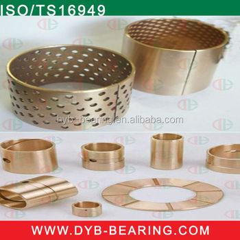 Bronze Thin Wall Bushing Sleeve Bronze Washer Brass