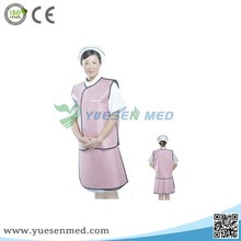 YSX1512 lead apron medical radiation protection materials