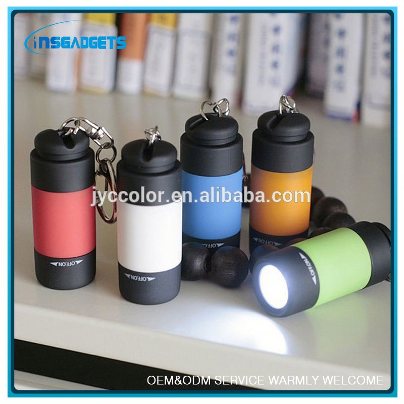 tritium light keychain ,018cl210, led leather keychain lights