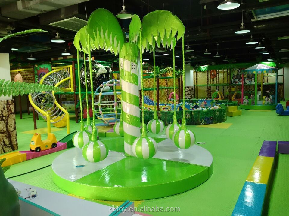 indoor playground amusement park inflatable park with interesting games