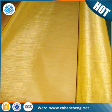 The best seller brass thin metal mesh screen