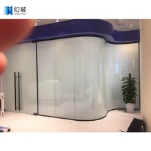 Electric energy-efficient privacy pdlc glass switchable privacy window film