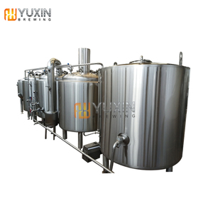 pub craft beer brewing 600L mini bewery equipment