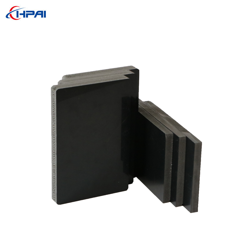 Fire retardant PVC  co-extruded foam board