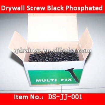 Drywall screw black phosphate buy drywall screw black for Drywall delivery cost