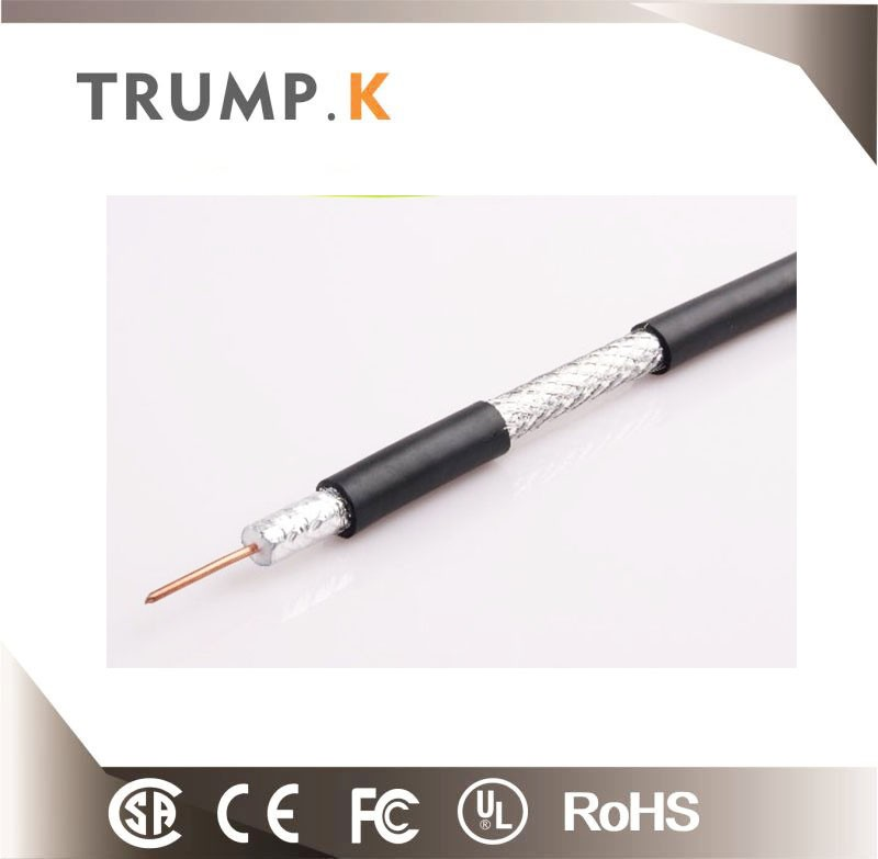 22 years Anniversary Celebration Promotion RG6 75 ohm rf cable with RoHS