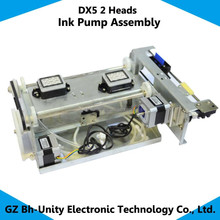DX5 two heads Ink Pump Assembly for epson printer
