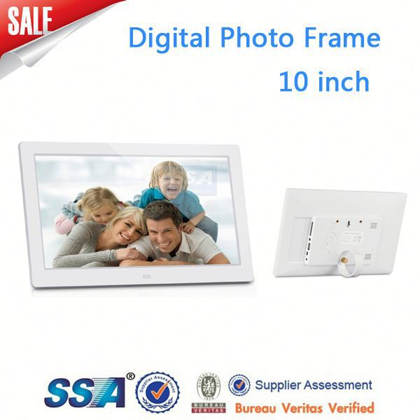 15inch digital photo frame big size large viewing area featured vivid tone best color configured specialized e-album hifi post