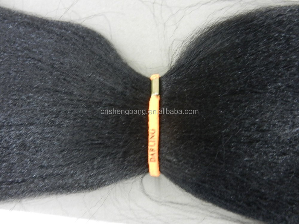 cheap price,Darling One Million braids yaki braiding 60cm,60g,darling hair weaving