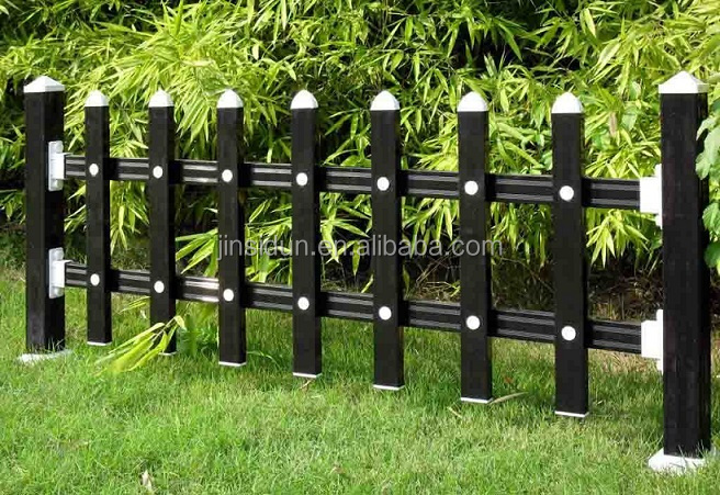 Decorative Metal Garden Edging Fencing (BV Certificate)