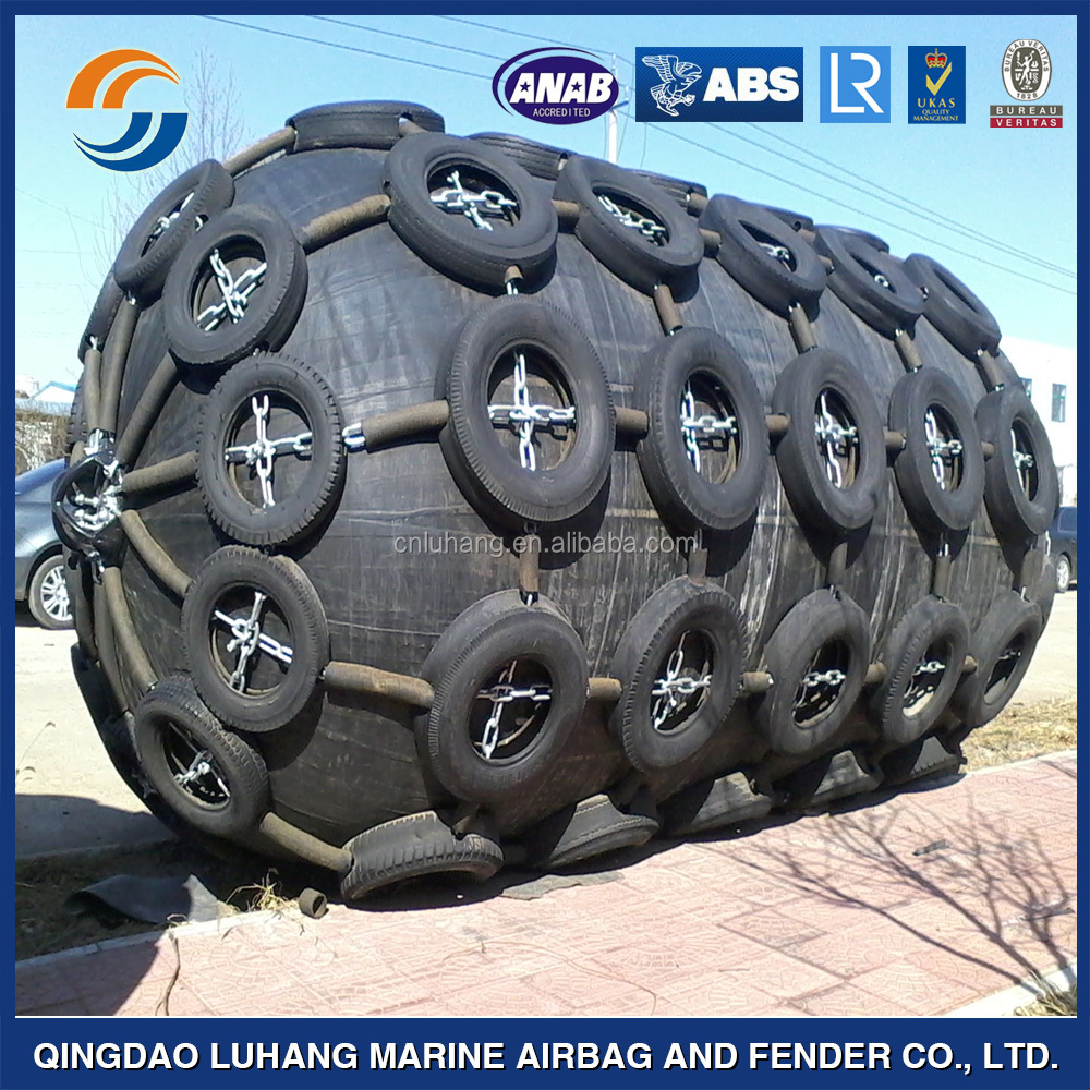 Yokohama inflatable marine/jetty/dock rubber fender