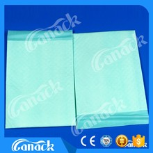 health care product absorbent surgical pad/water absorbing pads/medical absorbent pad for animal