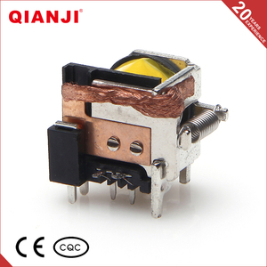 QIANJI Low Price Auto Part In Car 6 Pin Flasher 4119 Automotive Relay