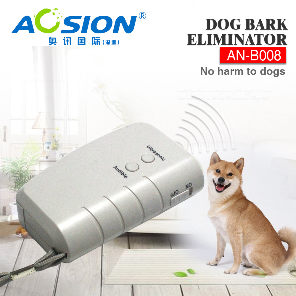 Aosion high power effective ultrasonic dog away repeller