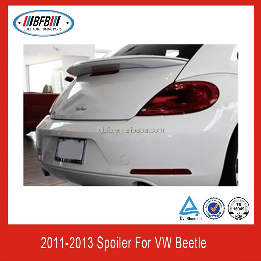 middle spoiler for VW Beetle 2011~2013