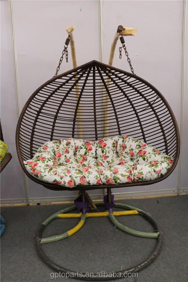 rattan doppel st nder freischwinger korbwaren h ngesessel ei stuhl innen indischen schaukel 1151. Black Bedroom Furniture Sets. Home Design Ideas