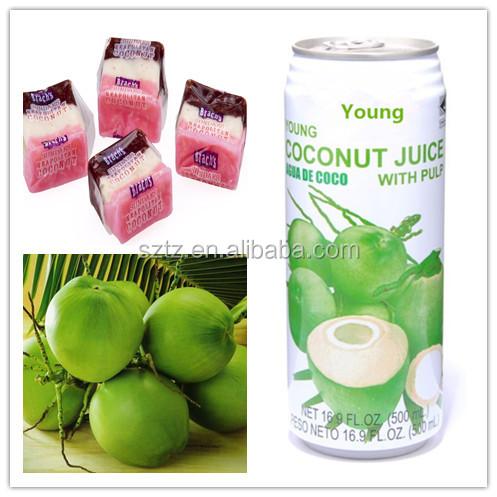 Drink/Beverage Halal Flavoring Coconut Essence Coconut Liquid Flavor Fresh Young Coconut Oil Flavour Concentrate