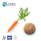 ISO manufacturer supply Natural Pigment Choice Carrot Extract Beta Carotene Powder