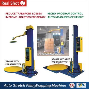 Xt4503 Automatische Strecke Palette Verpackungsmaschine Buy