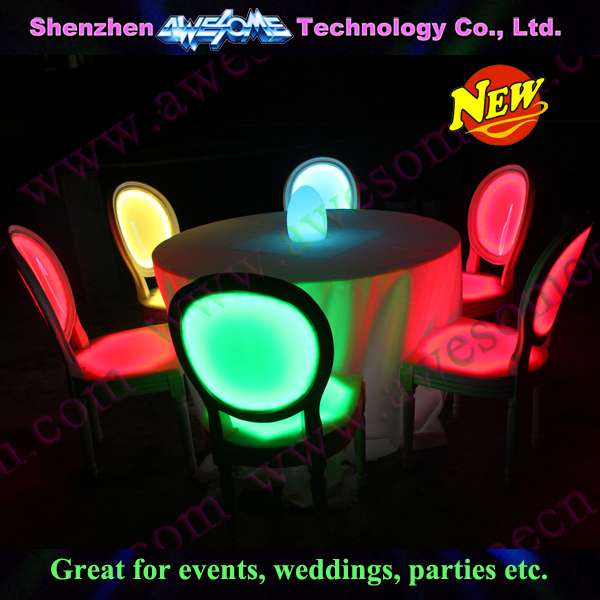 ghost chair victoria / event rental furniture