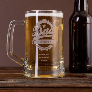 high quality custom 16oz glass beer bottle beer glass pint horn beer bottles sublimation mug