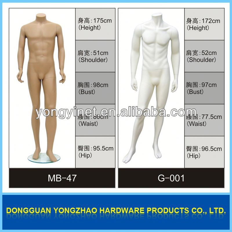 high quality men suit model male mannequin