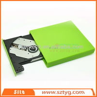 ECD002-DW Slim USB 2.0 External Optical Drive DVD/CD RW Burner