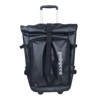 Custom pvc waterproof travel trolley bag