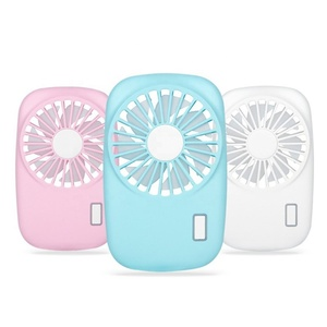 Rechargeable Mini Hand Fan Portable Summer Cooling Fan for Outdoor Travel