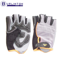 Sponge Padded Highly Breathable Half-finger Sports Glove/Bike Glove/Cycling Glove