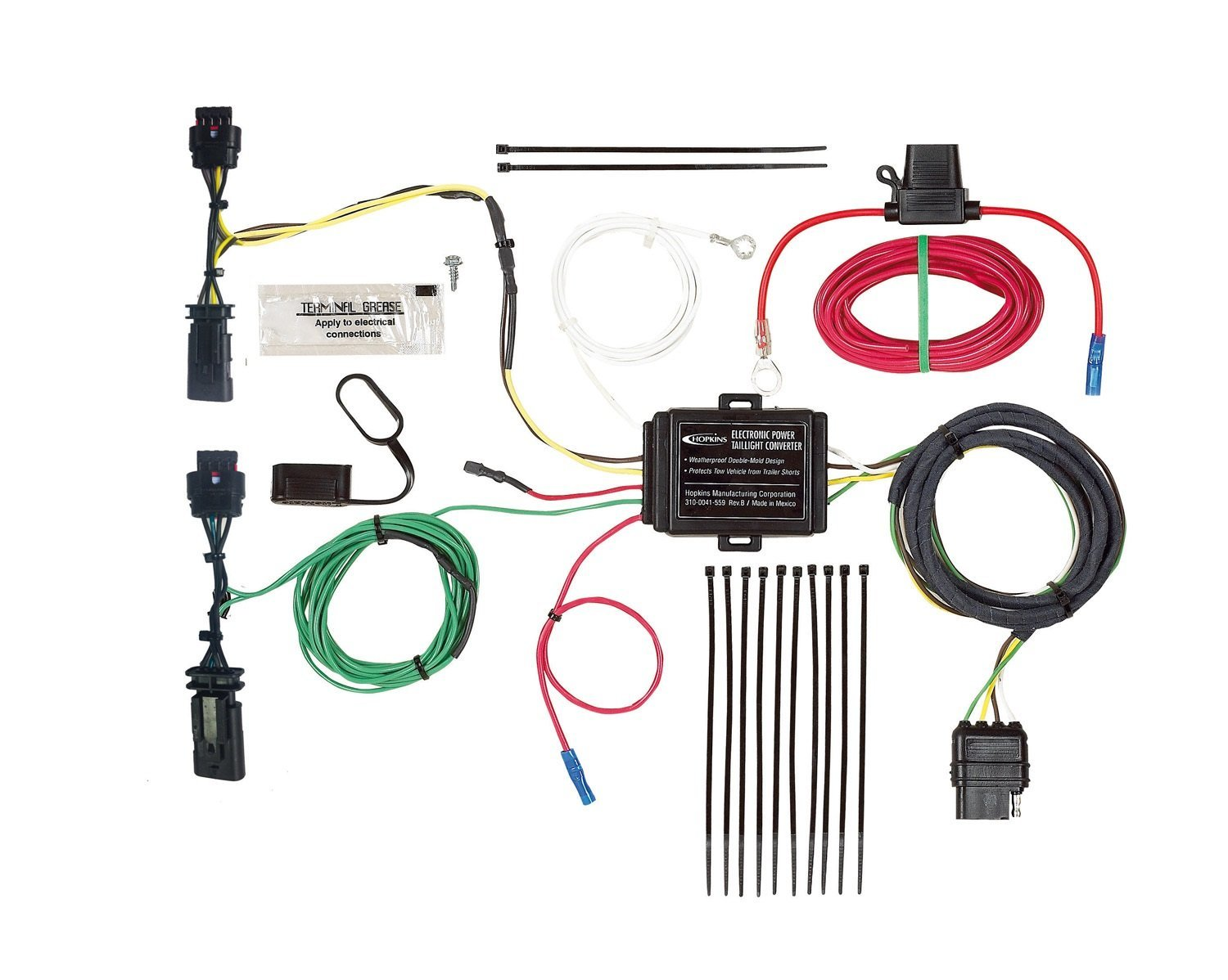 Get Quotations · Hopkins 11141310 Vehicle Wiring Kit