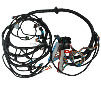 new fit gm 2005-2014 gen iv ls2/ls3 standalone wiring harness w/