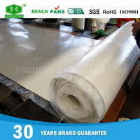 Chinese factory professional white food grade rubber sheet