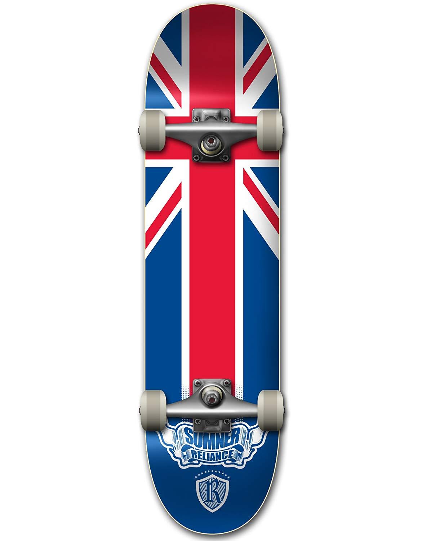 Reliance Complete Brian Sumner Inri Skateboard Deck