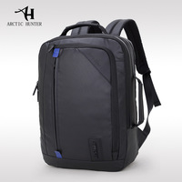 2018 Waterproof School Backpack Bag For College Simple Design Men Casual Male New Business Laptop Backpack