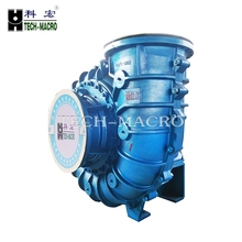 Desulphurization slurry wear-resisting centrifugal pump for coal-fired power plant