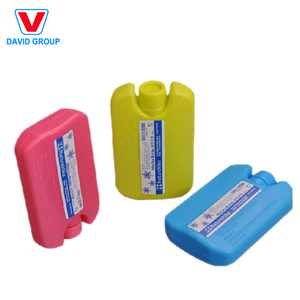 Plastic Ice Cooler Box& Reusable Ice Box Cold Keeper& Cooled Boxes